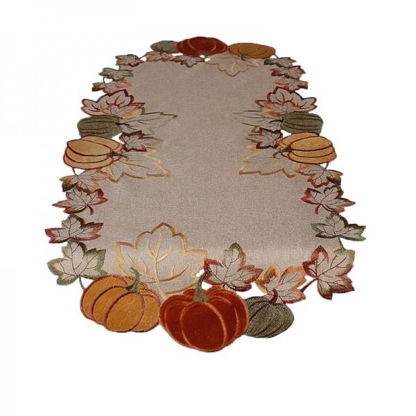Jesenný obrus Premium 40x85 cm