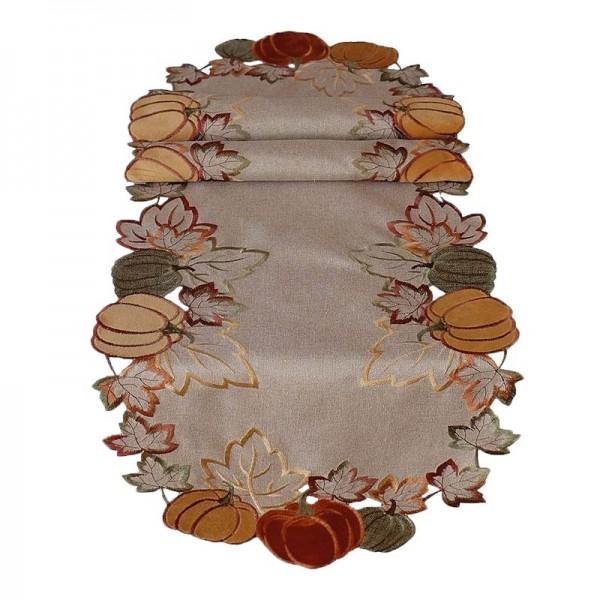 Jesenný obrus Premium 40x140 cm