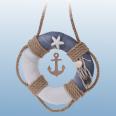 Morské dekorácie