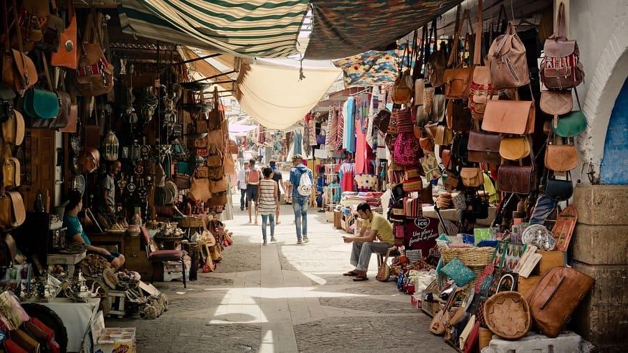 orientálny trh